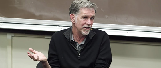 Reed Hastings on Building a Streaming Empire: Blitzscaling Session 16