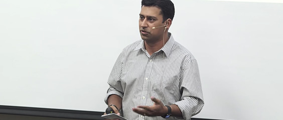 Shishir Mehrotra on Scaling YouTube and the 10 Things that Matter: Blitzscaling Session 13