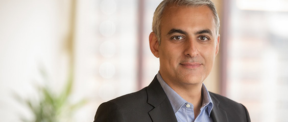 David Wadhwani is Greylock's Newest Venture Partner